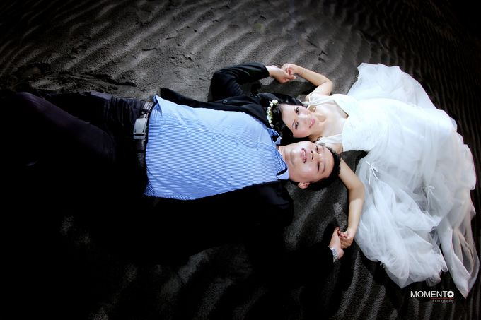 Prewedding ely & bowo by MOMENTO Photography - 003