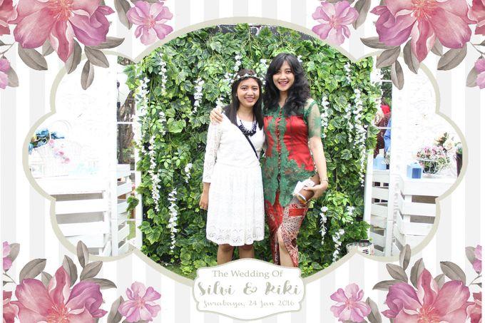 Wedding of Silvi & Kiki by Woodenbox Photocorner - 003