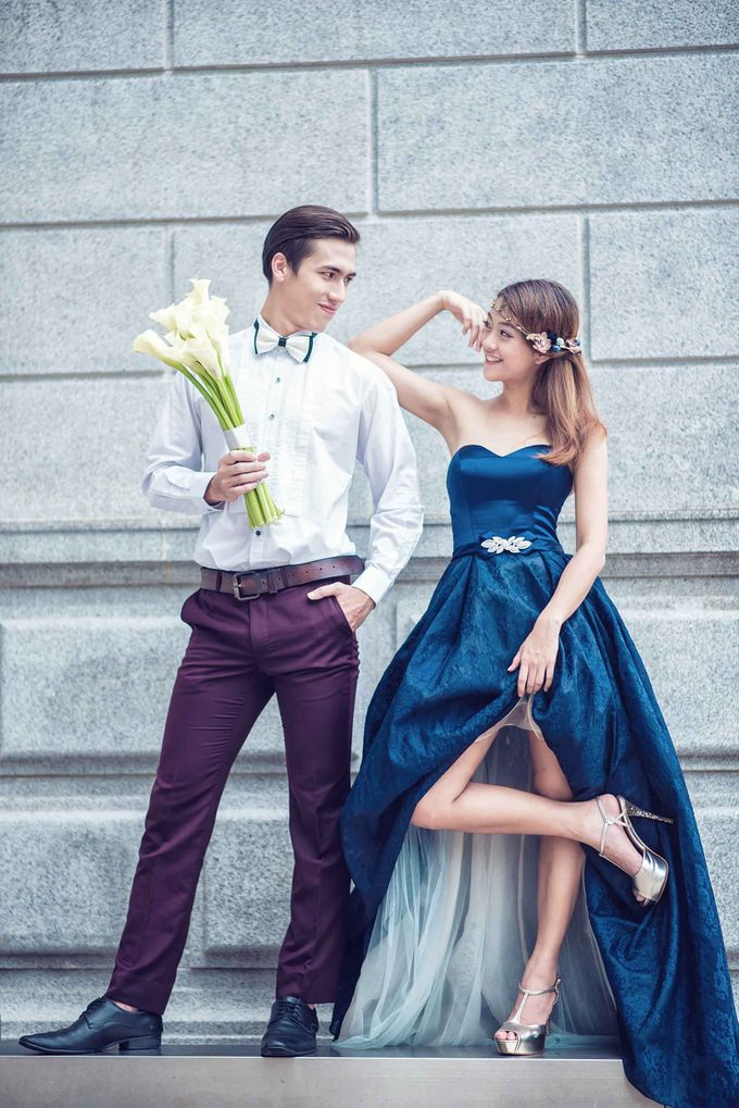 Singapore Pre-wedding by My Dream Wedding - 009