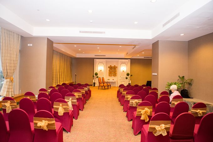 The Wedding of Angga & Wei -JW Marriot- by The Swan Decoration - 014