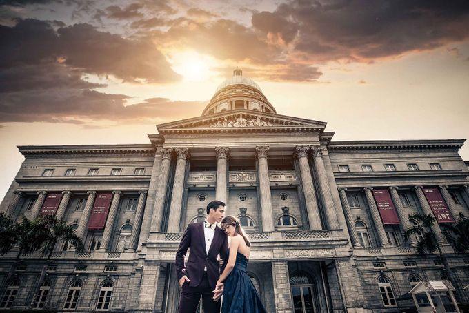 Singapore Pre-wedding by My Dream Wedding - 010