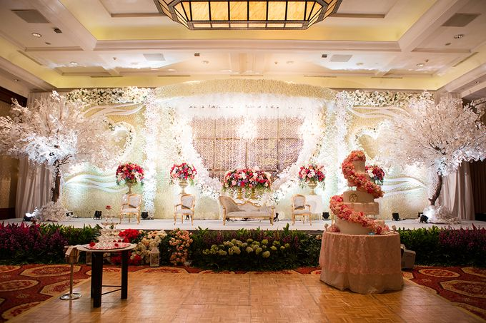 The Wedding of Angga & Wei -JW Marriot- by The Swan Decoration - 015