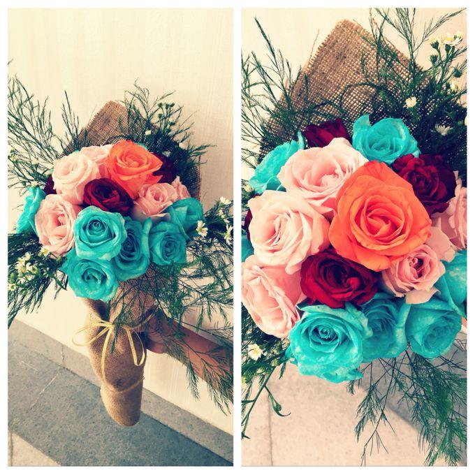 Native Flower by Love Flower - 004