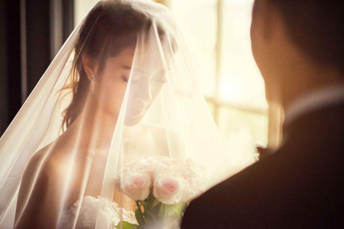 Singapore Pre-wedding by My Dream Wedding - 012