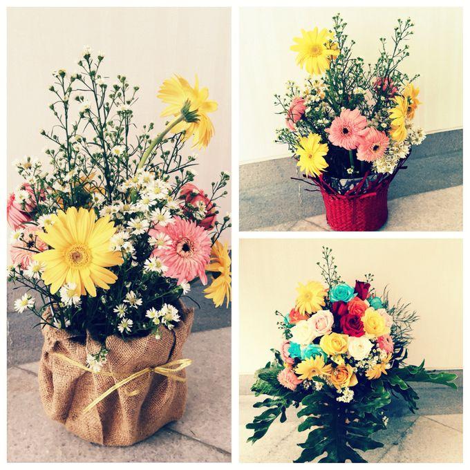 Native Flower by Love Flower - 006