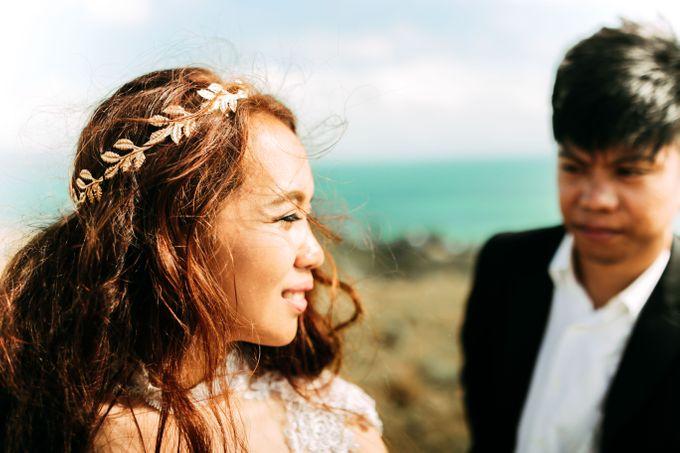 Drei and Dea Engagement Session by Gem Parto Weddings - 007