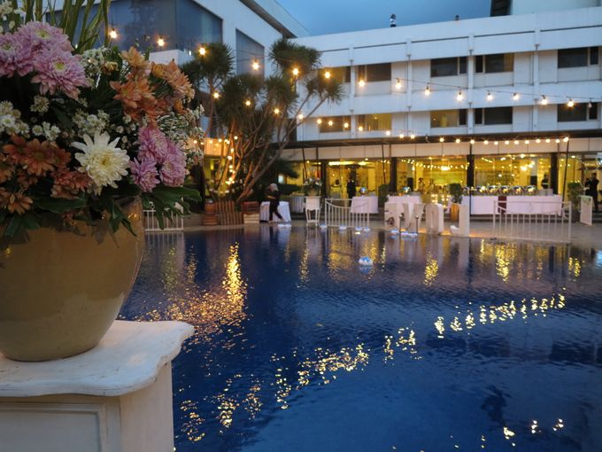 Echa & Rully Wedding Party by grandkemang Jakarta - 011