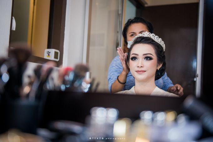 Ferry & Evi Wedding by alivio photography - 002