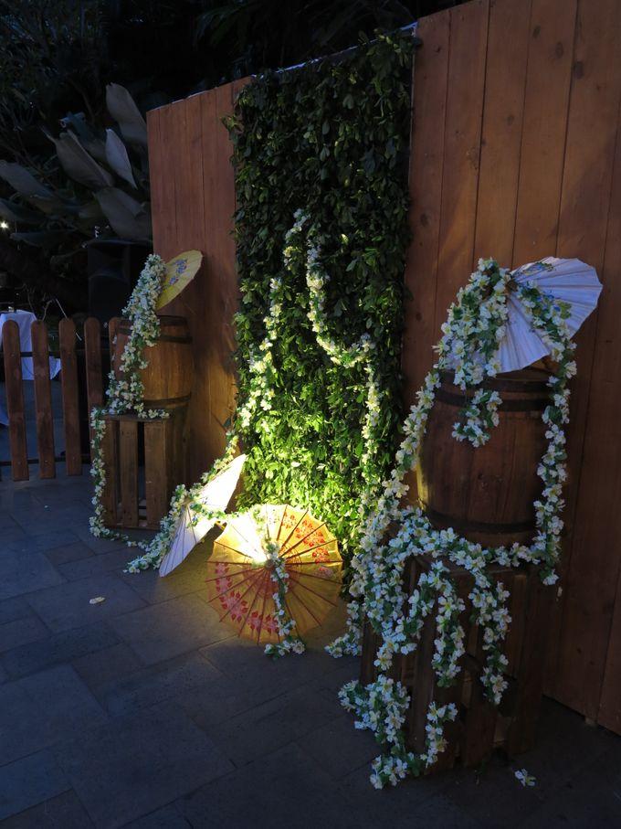 Echa & Rully Wedding Party by grandkemang Jakarta - 010