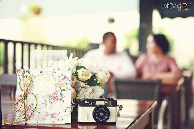 Prewedding Nurul & Panji by MEMORY PHOTOGRAPHY - 003