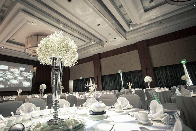 Lavish Grand Ballroom by Amara Sanctuary Resort Sentosa - 016