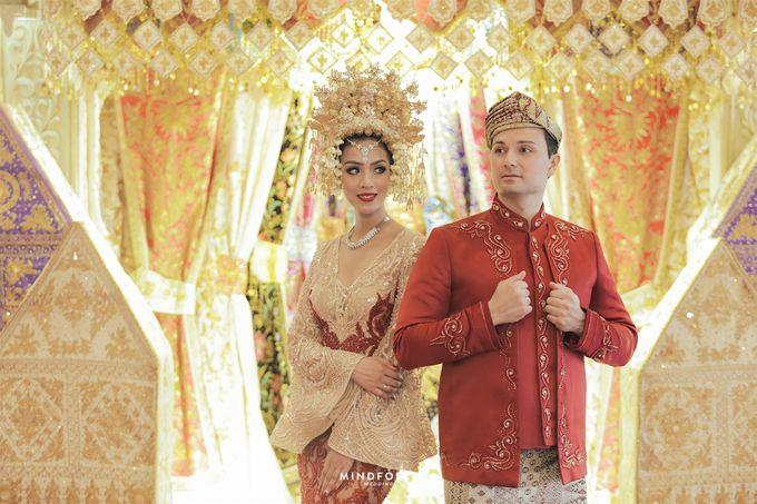 Pernikahan Adat Minang by DES ISKANDAR - 001