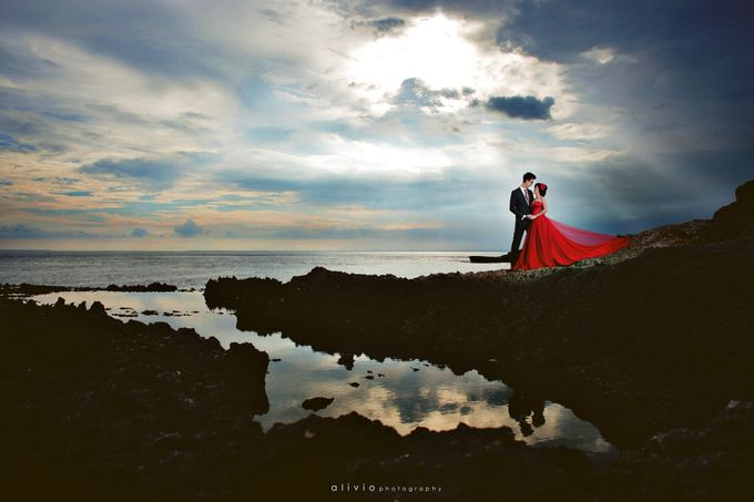 hartono & intan prewedding by alivio photography - 002