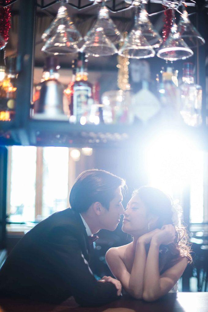 Singapore Pre-wedding by My Dream Wedding - 013