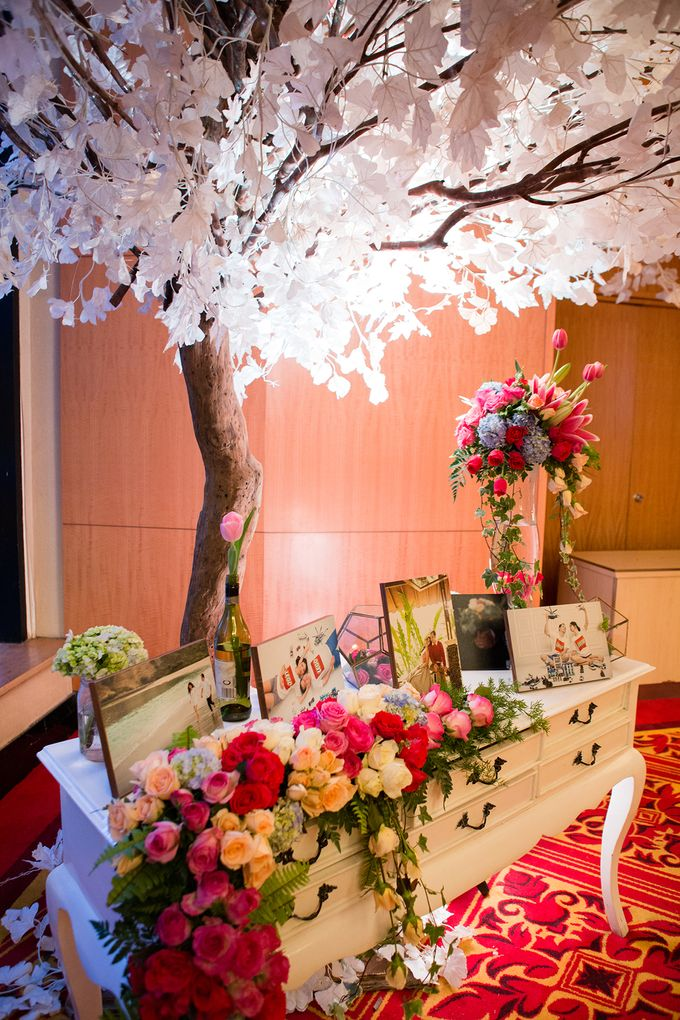The Wedding of Angga & Wei -JW Marriot- by The Swan Decoration - 021