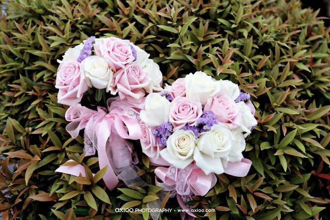 Darren & Yohana Wedding by Dante Wedding Planner - 005