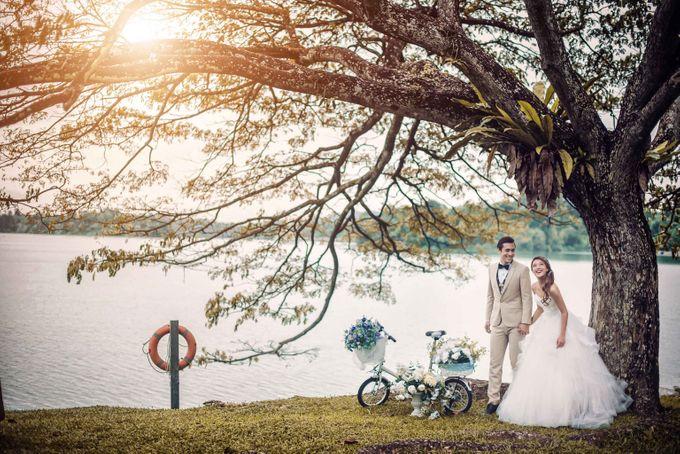 Singapore Pre-wedding by My Dream Wedding - 017