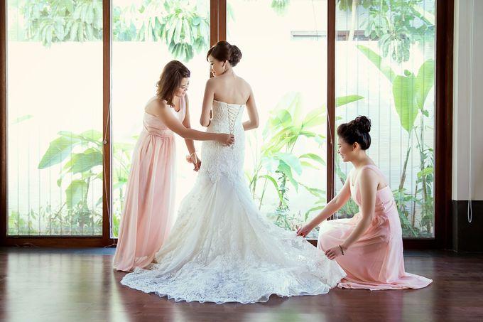WEDDING ALEX & YITING by Fairmont Sanur Beach Bali - 002