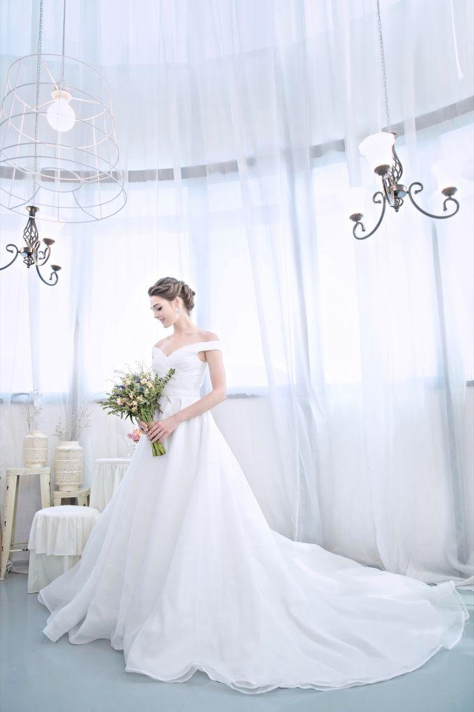 Signature Bridal Gown Range - Romantique by La Belle Couture Weddings Pte Ltd - 001