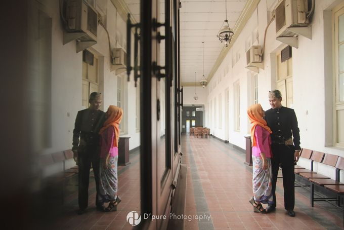 Pre Wedding by D'Pure Photography - 007