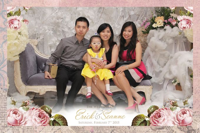 The Weddin of Erick & Seanne by After 5 Photobooth - 001