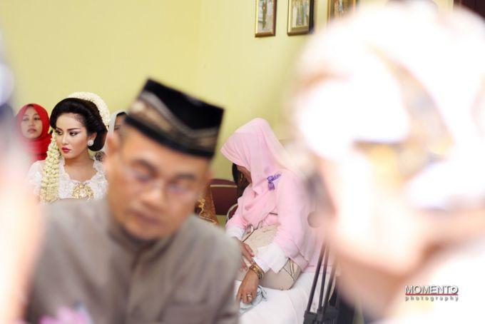 Wedding Aniki & Fajar by MOMENTO Photography - 006