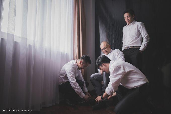 Ferry & Evi Wedding by alivio photography - 004