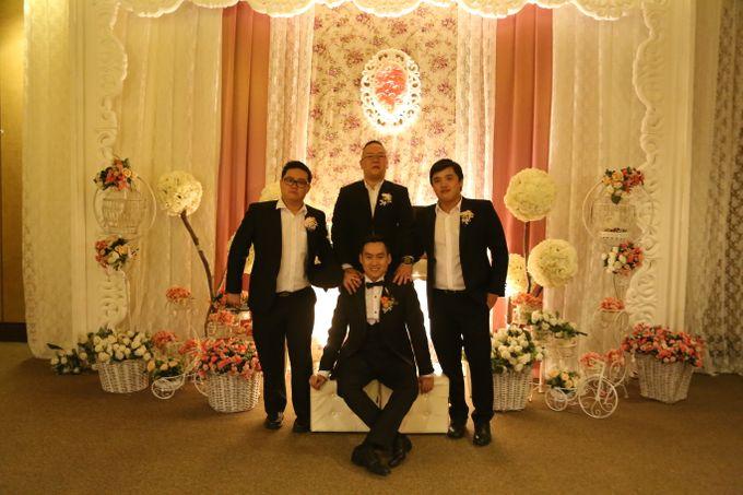 The Wedding of Evan & Felita by FIVE Seasons WO - 001