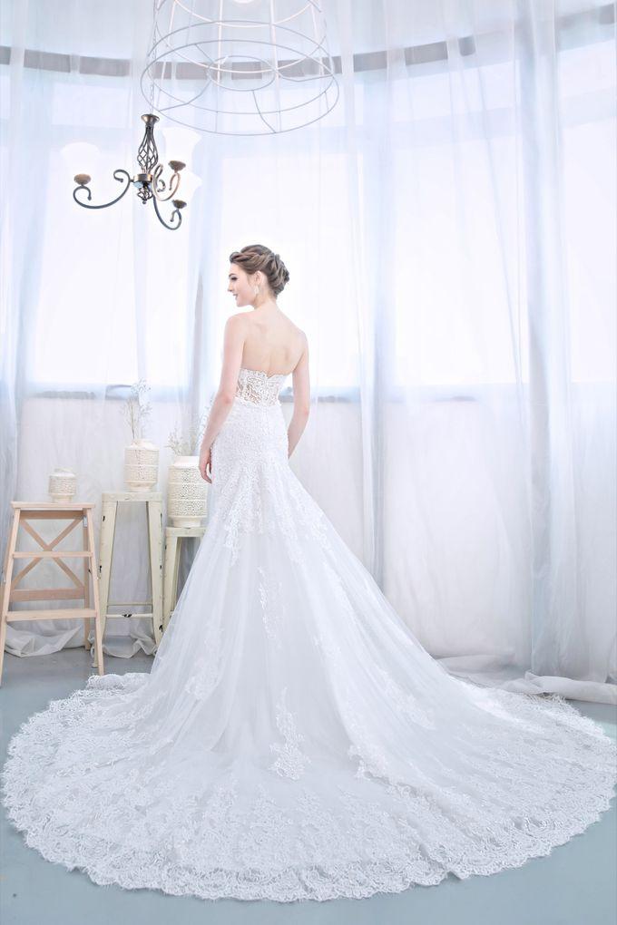 Signature Bridal Gown Range - Romantique by La Belle Couture Weddings Pte Ltd - 003