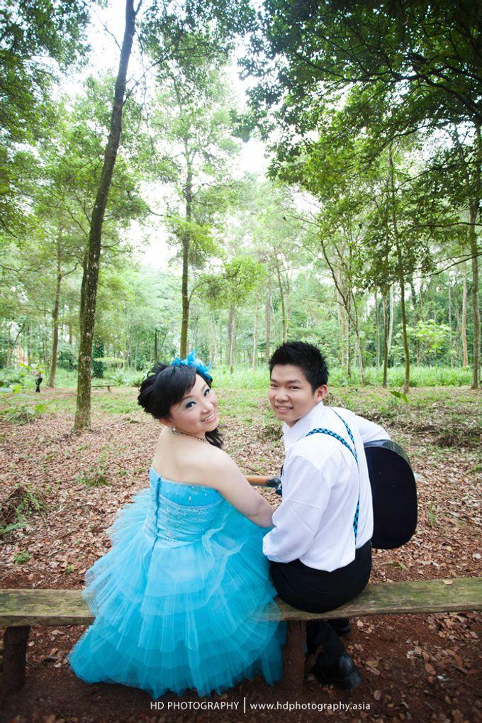 Hendra & Martha - pre wedding by HD Photography - 018