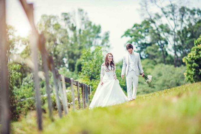Singapore Pre-wedding by My Dream Wedding - 019