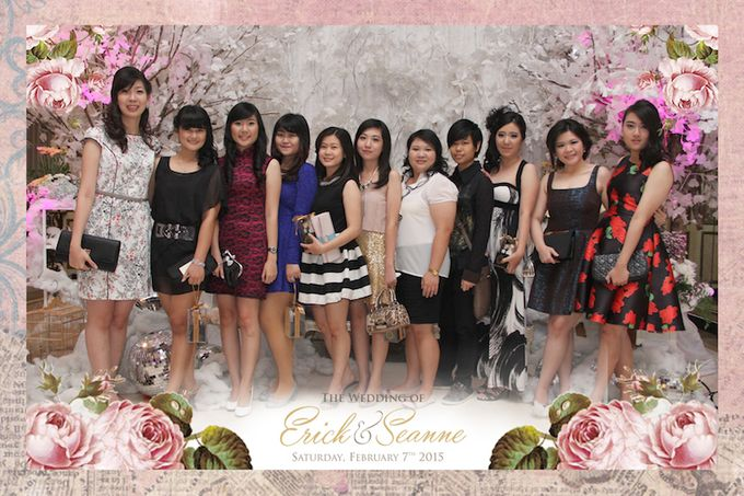 The Weddin of Erick & Seanne by After 5 Photobooth - 002