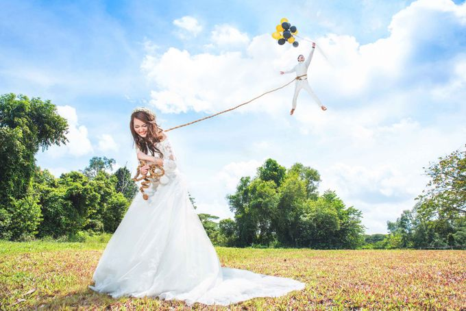 Singapore Pre-wedding by My Dream Wedding - 021
