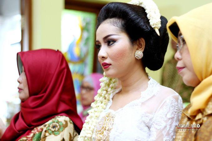 Wedding Aniki & Fajar by MOMENTO Photography - 007