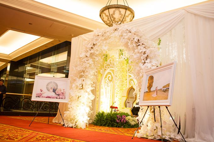 The Wedding of Angga & Wei -JW Marriot- by The Swan Decoration - 026