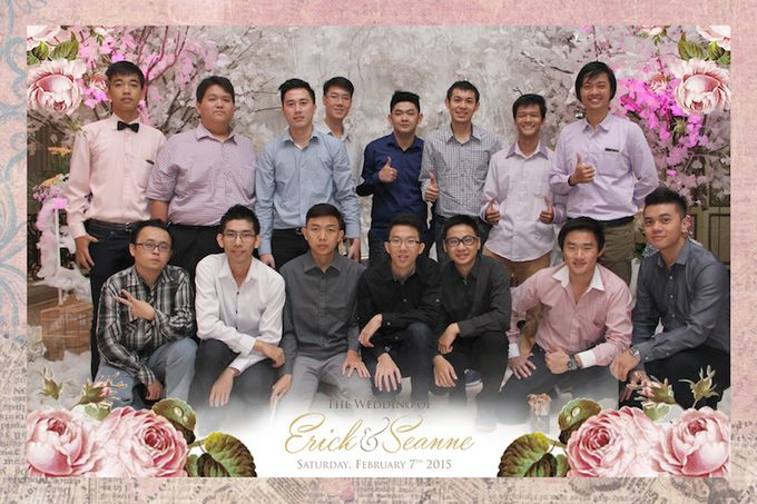The Weddin of Erick & Seanne by After 5 Photobooth - 003