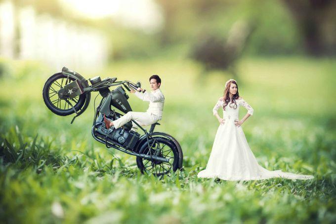 Singapore Pre-wedding by My Dream Wedding - 023