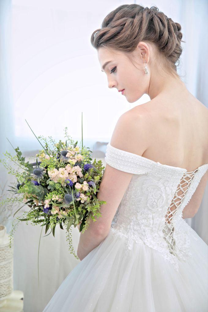 Signature Bridal Gown Range - Romantique by La Belle Couture Weddings Pte Ltd - 005