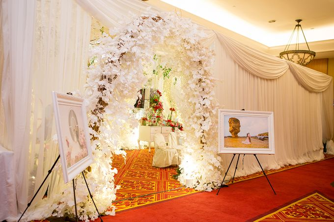 The Wedding of Angga & Wei -JW Marriot- by The Swan Decoration - 027