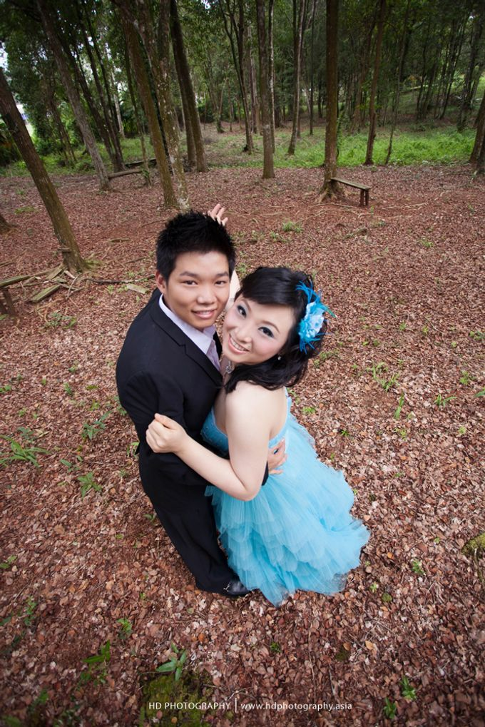 Hendra & Martha - pre wedding by HD Photography - 019