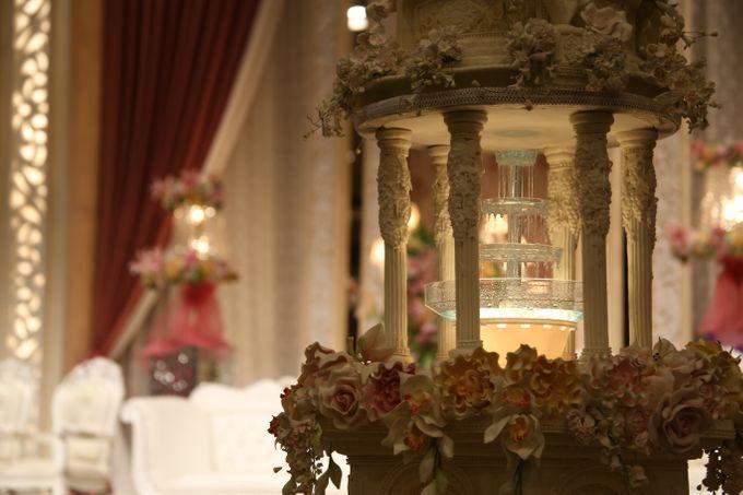 The Wedding of Evan & Felita by FIVE Seasons WO - 003
