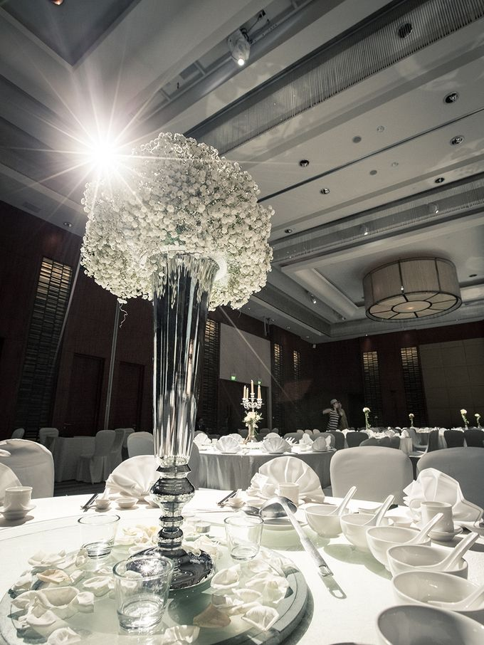 Lavish Grand Ballroom by Amara Sanctuary Resort Sentosa - 008