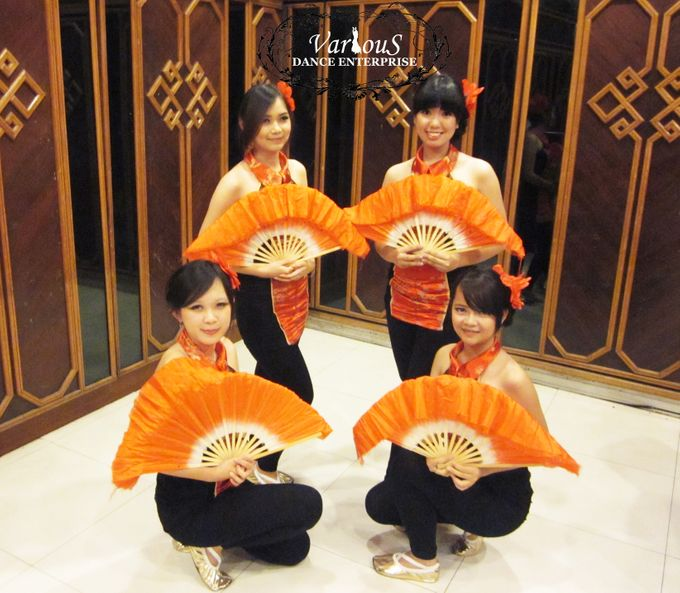 Oriental Chinese Dance by Various Dance Enterprise - 001
