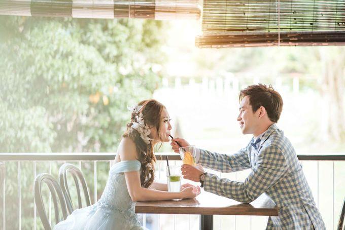 Singapore Pre-wedding by My Dream Wedding - 024