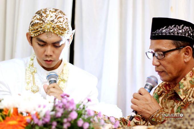 Wedding Aniki & Fajar by MOMENTO Photography - 009