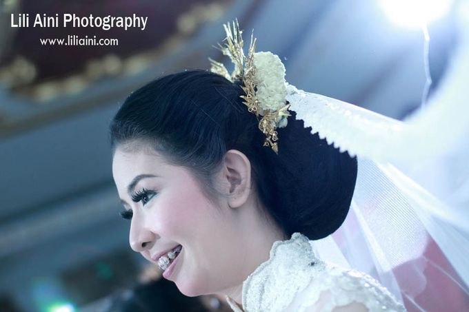 Anjung & Adhetiya Wedding by Lili Aini Photography - 002