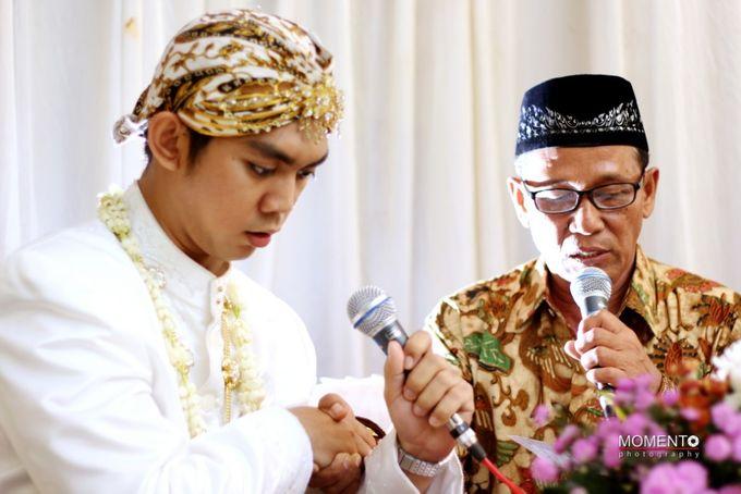 Wedding Aniki & Fajar by MOMENTO Photography - 008