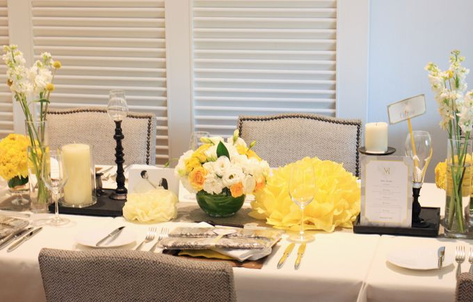 Chic yellow grey wedding by arof a roomful of flowers add to board chic yellow grey wedding by arof a roomful of flowers 003 mightylinksfo