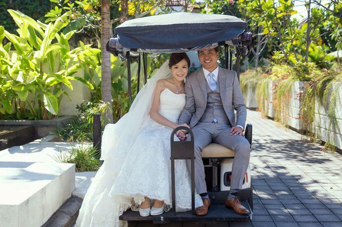 WEDDING ALEX & YITING by Fairmont Sanur Beach Bali - 003