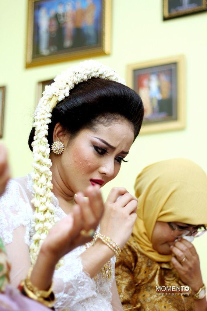Wedding Aniki & Fajar by MOMENTO Photography - 010